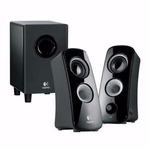 Système de haut-parleurs Logitech Z323 @ 52$