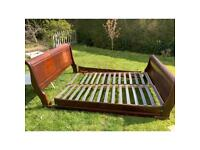 Sleigh Bed FREE