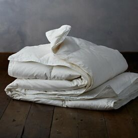 Duck Feather & Down Duvet - 9.0 Tog | Soak&Sleep (King) - BRAND NEW!