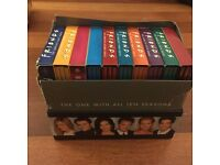 Friends 1-10 complete series dvd box set.Airdrie £15