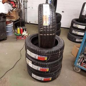 SET OF 4 NEW TIRES 205/50R17
