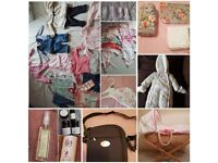 Lots of baby things for sale