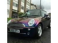 Mini Cooper automatic 3drs not mercedes or Toyota