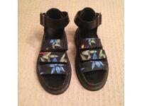 Doc Martens Clarissa Sandals Size 4