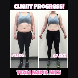 FEMALE ONLINE PERSONAL TRAINER & COACH | WEIGHT-LOSS | TONING | NUTRITION | FITNESS