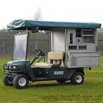 Foodtruck, ijscokar, Golfkar, Verkoopwagen,