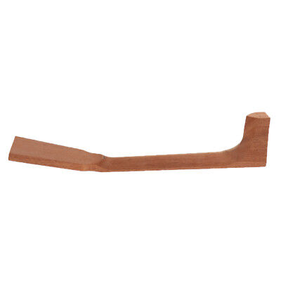 Unfinished DIY Acoustic Guitar Neck Luthier Tool Accessory for Guitar Parts