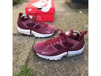 Nike air huaraches trainers size 6