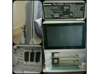 "60"" Panasonic TV with Builtin Freeview"