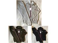 Moncler Hooded Tracksuit: Grey Blue Green S M L XL (Ralph Lauren Nike stone island Armani)
