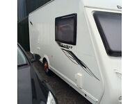 Elddis Xplore 405 2012 5 berth caravan