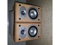 Brand new jamo bookshelf speakers