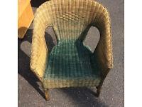 Free Lloyd Lume Wicker Chair