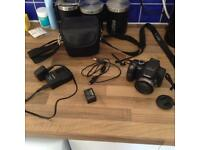 LUMIX FZ45 camera