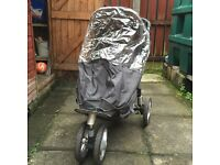 Silver Cross All terrain off road trekking pram/stroller