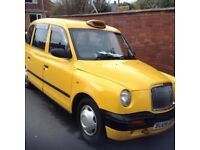 FOR SALE - LONDON BLACK CAB - Licensed by West Devon Borough Council for 6 persons