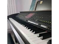 Yamaha cvp 307 clavinova