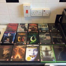 Top DVD horror boxsets