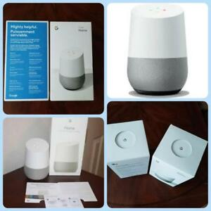 Google Home Brand New =$150 Do Amazing Things
