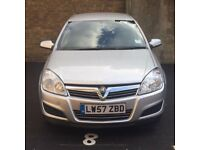 VAUXHALL ASTRA SPECIAL CDTI SILVER