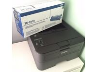 Brother Laser Printer HL-L2340DW and Black Toner