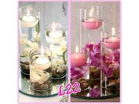 Floating candles & LED Flickers Candles