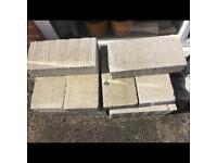14 x concrete block work (standard size)