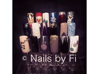 Nails by Fi - CND qualified nail technician