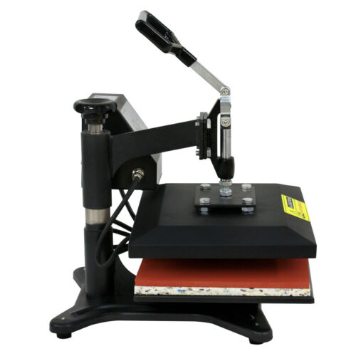 "360 Degree T-Shirt Heat Press Sublimation Transfer Machine 12"" x 10"" Swing Away"