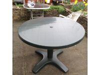 Large garden table BNIB