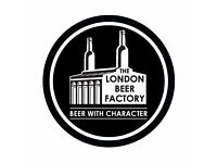 Graphic Designer/ Illustrator for The London Beer Factory