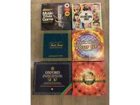 Articulate Trivial Pursuit Oxford Music Family Trivia board games