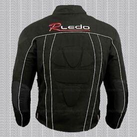DryLite HUNTING STYLE Motorbike Motorcycle Jacket Wind/ Waterproof CE Armours