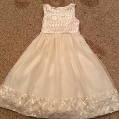 Girls Dress with shrug for special occasion. Size 8 - Occasion Dresses For Girls
