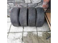 4 winters tyres