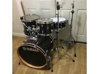 Fully Refurbished 4 Piece Yamaha Rydeen Drum Kit