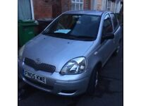 Toyota Yaris 1 liter good for new past cheap tax 30 pound year