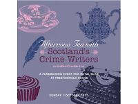 Afternoon Tea with Scotland's Crime Writers