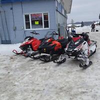 2014 Polaris Assault 600 144