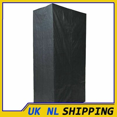 UKING Nature Masonry Barbecue Cover PE 80x128x253cm Waterproof BBQ Protector