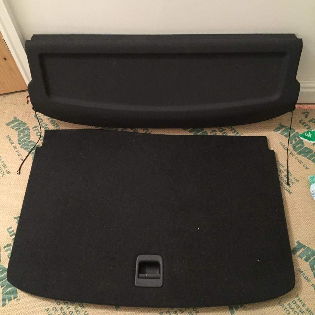 Audi a1 s1 parcel shelf and mat