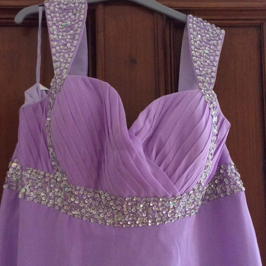 Bridesmaid/prom dress size 14 | in Sunderland, Tyne and Wear | Gumtree