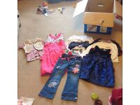 4-5 year old girls clothes