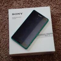 Unlocked Xperia z3 compact Green *reduced