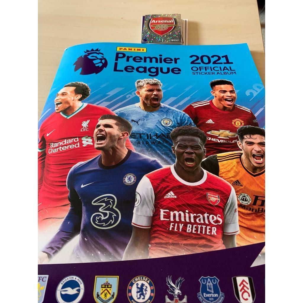 Swaps Premier League 2021 Stickers In Colchester Essex Gumtree