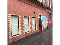 Spacious retail unit to rent in Allison St,Glasgow