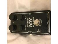 Xotic BB Bass Preamp effects pedal