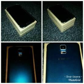 Samsung Galaxy S5 ( Electric Blue )