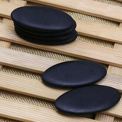 8 Stück Hot Stone Massage Steine Spa Hot Stone Massage Set Wellness Entspannung