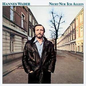 HANNES WADER - NICHT NUR ICH ALLEIN     - CD NEU